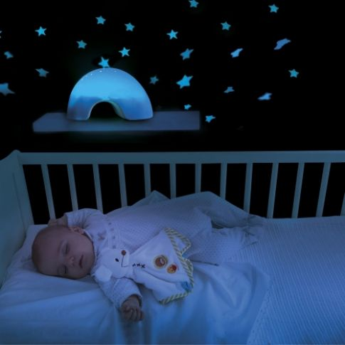 peluche kiconico ruidos blancos para dormir al bebé
