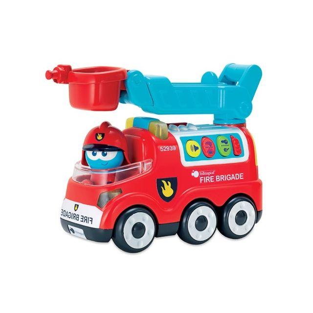 FIRE ENGINE TRUCK