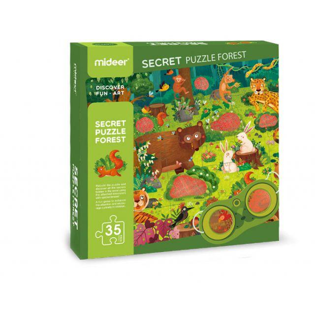 SECRET PUZZLE FOREST
