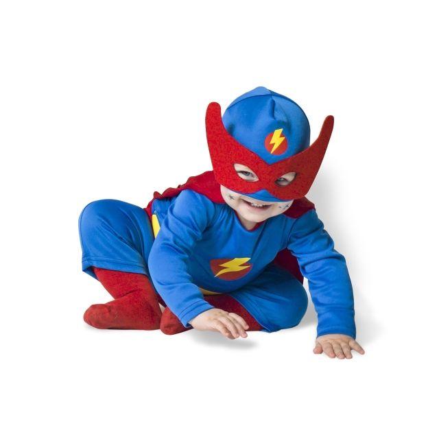 BABYSUIT SUPERHERO 68-80