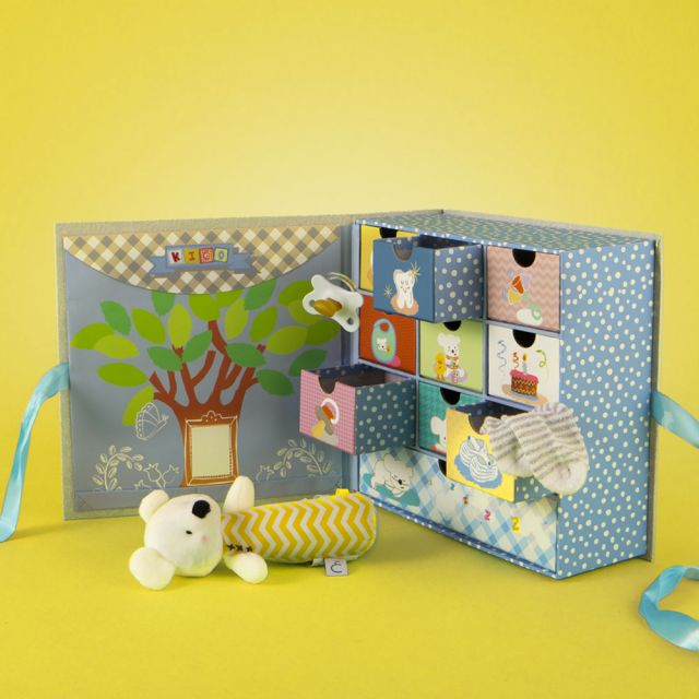 TOP-MOMENTS BABY BOX