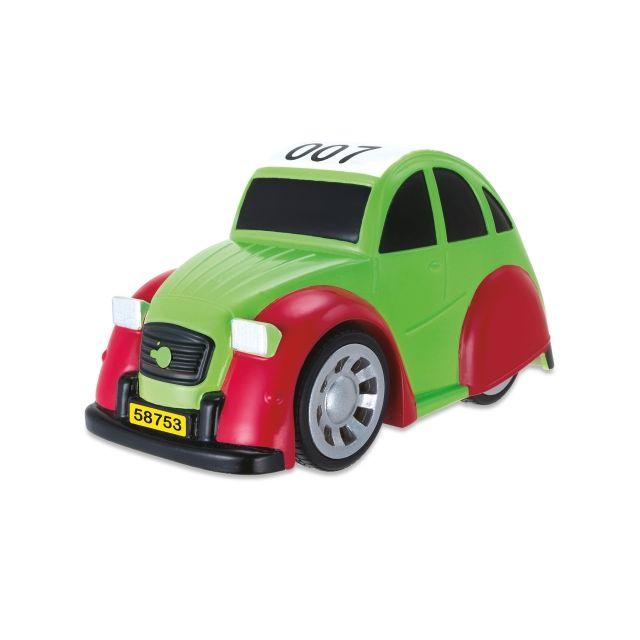 COMIC-CARS! RUE 2CV
