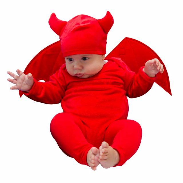 BABYSUIT DEVIL (68-74)